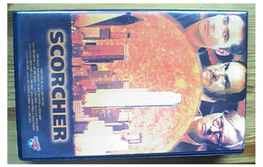 VHS SCORCHER - MARC DACASCOS - JOHN RYHS-DAVIES - R. HAUER