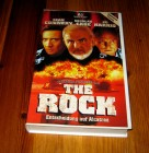 VHS THE ROCK - SEAN CONNERY - NICHOLAS CAGE - 18er