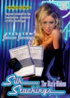 Silk Stockings: The Black Widow, Jenna Jameson