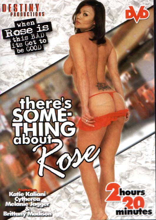 theres SOMETHING about ROSE again