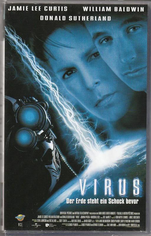 Virus - Der Erde steht ein Schock bevor ( Jamie Lee Curtis )