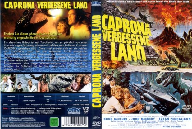 Caprona 1 Das Vergessene Land Dvd Kaufen Filmundo