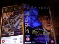Witch Hunt - RARITÄT - Paul Schrader!! Mit Dennis Hopper