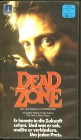 Dead Zone ( David Cronenberg )Christ. Walken(Thorn Emi 1984)