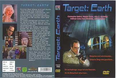Target : Earth *DVD,RC2*