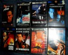 8 VHS VIDEOS MIT STEVEN SEAGAL / KLASSIKER