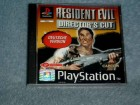 Resident Evil - DC - Deutsche Version - PSX -  RAR !!!