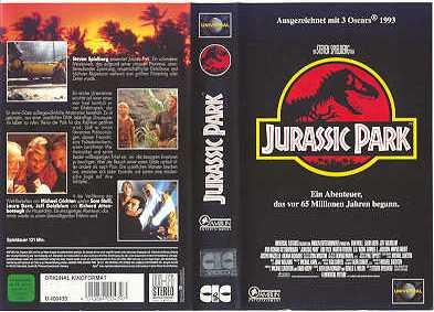 Jurassic Park 1.Teil
