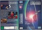 Star Trek 7 - Treffen Der Generationen (VHS,Großcover,dt.)