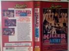 KILLER ARMY - Shaw Brothers - VHS - Rarität!