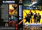 T-Force - Das Gesetz der Zukunft +Härter als RoboCop+
