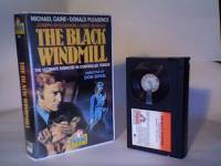 THE BLACK WINDMILL - BETAMAX - DON SIEGEL - MICHAEL CAINE