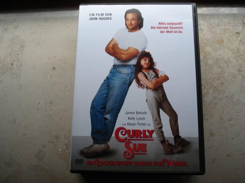Curly Sue Ein Lockenkopf Sorgt Für Wirbel Dvd James Belushi
