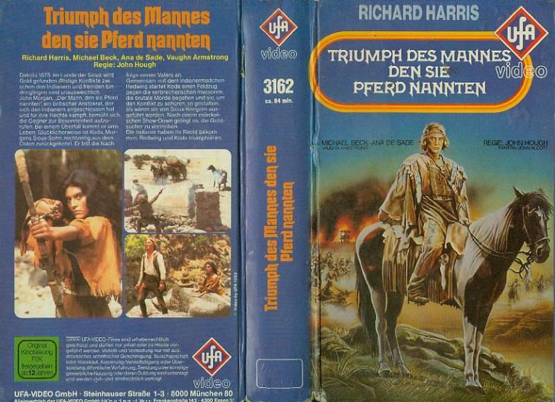 triumph des mannes den sie pferd nannten richard harris kaufen filmundo. Black Bedroom Furniture Sets. Home Design Ideas