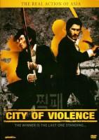 City Of Violence [Amasia] (deutsch/uncut) NEU+OVP