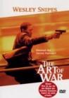 THE ART OF WAR ! WESLEY SNIPES ! UNCUT !NEU !