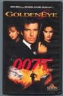 Golden Eye 007 (gebrauchte Original-VHS mit Pierce Brosnan)!