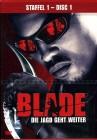 Blade - Die Jagd geht weiter - Staffel 1 Komplett - Neu/OVP