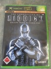 XBox The Chronicles of Riddick- Escape From Butcher Bay