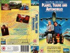 VHS - Planes, Trains and Automobiles (1 Ticket für 2) -engl.