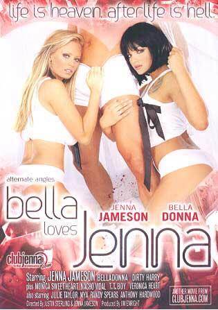 Vivid DVD Bella loves Jenna