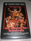 Bruce Lee/Chuck Norris +DER MANN MIT DER TODESKRALLE+ Warner