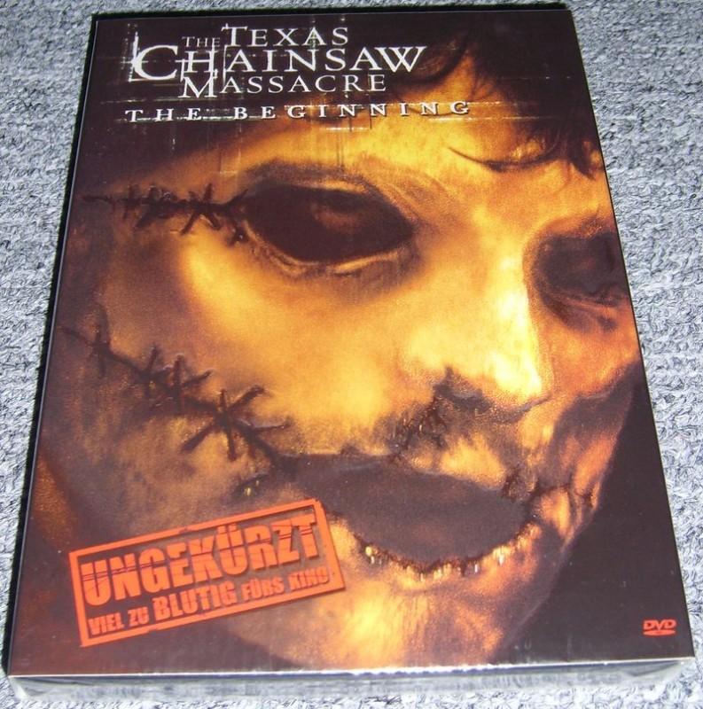 Texas Chainsaw Massacre The Beginning Deutsch Uncut Neu Kaufen Filmundo