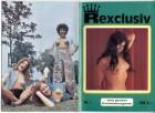 * Rexclusiv * Nr.1 HC Magazin - top erhalten...70ger Jahre