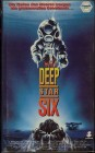 Deep Star Six ( Cannon / VMP - Hartbox 1989 ) Tierhorror