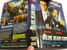 2433 ) peter weller in blue jean cop