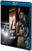 P2 - Schreie im Parkhaus - Blu-ray (deutsch/uncut) NEU+OVP