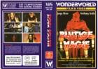 Blutige Magie*90Min*1975*VHS*Mönch*Ritual*Priester*Opfer*Rar