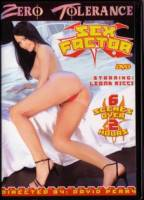 Zero Tolerance DVD Sex Factor