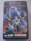 Der Kämpfer einer verlorenen Welt +++ZENIT+++ Last Warrior