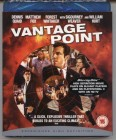 Vantage Point (Blu-ray) - England Import - Neu ! + Schuber !