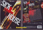 *THE SICK HOUSE *UNCUT* DEUTSCH *EUROVIDEO* NEU/OVP *HART*