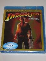 Blu-ray INDIANA JONES + DAS KÖNIGREICH DES KRISTALLSCHÄDELS