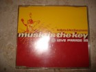 CD Dr. Motte & Westbam - Music is the Key (Loveparade 99)