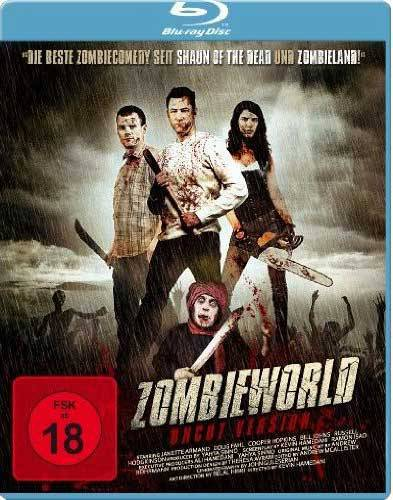 Zombieworld [Blu-ray] (deutsch/uncut) NEU+OVP