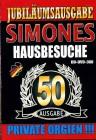 Simones Hausbesuche # 50 - Jubiläumsausgabe