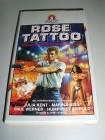 Die mörderische Rose +ROSE TATTOO+ Tödliche Callgirl-Liebe