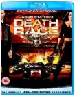 DEATH RACE - EXTENDED - BLU-RAY - DEUTSCH - NEU & OVP