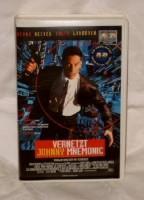 Vernetzt-Johnny Mnemonic(Keanu Reeves)Columbia Großbox uncut