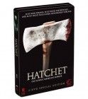 Hatchet - 2 Disk Special Edition in Steelbox  UNCUT!!!