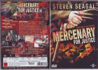 Mercenary for Justice / S. Seagal / DVD NEU OVP uncut