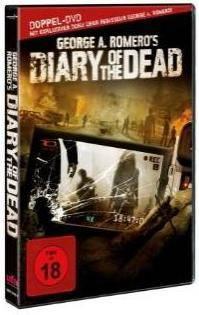 Diary Of The Dead - Doppel DVD (deutsch/uncut) NEU+OVP