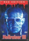Hellraiser III  **Red Edition**UNCUT**OVP**
