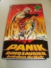 PANIK - Dinosaurier bedrohen die Welt +++UFA-Rarität+++