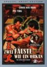 DVD Zwei Fäuste wie ein Orkan (Eyecatcher) NEU UNCUT Deutsch
