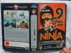 Die 9 Leben der Ninja - Sho Kosugi - VPS